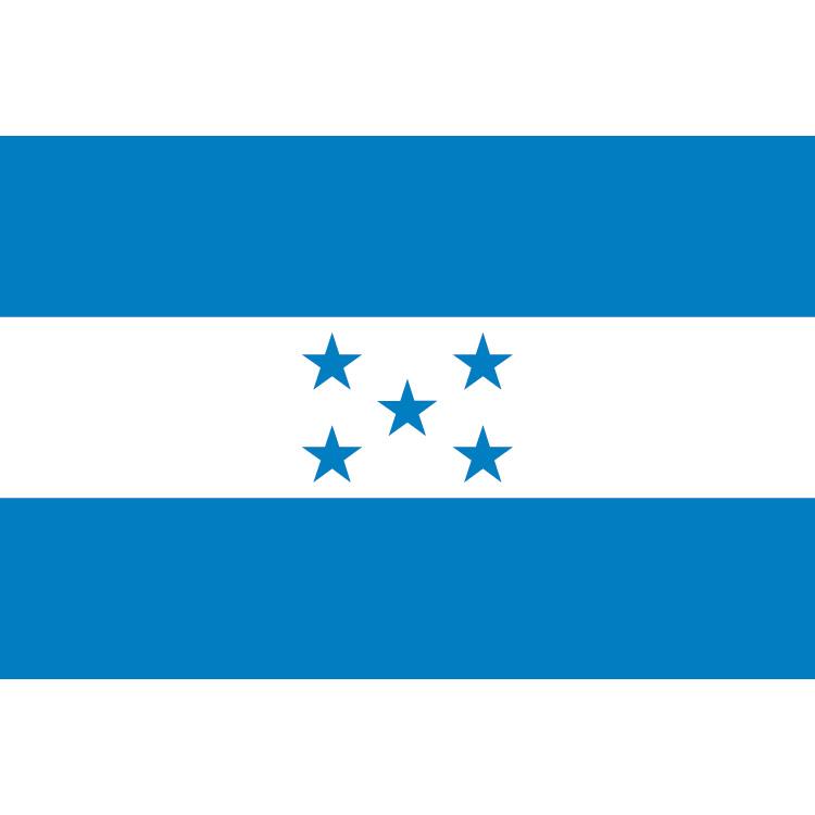 Drapeau du Honduras